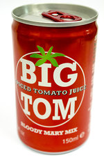 Big Tom Spiced Tomato Juice 15 cl