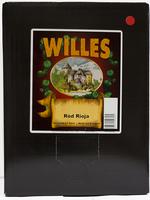 Willes Röd Rioja 9-dagars