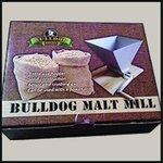 Bulldog Brews Maltkvarn